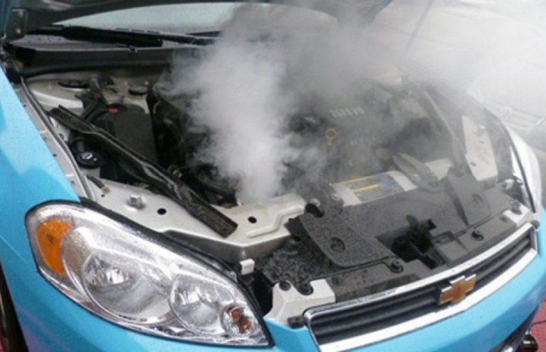 دلایل مهم داغ کردن موتور خودرو