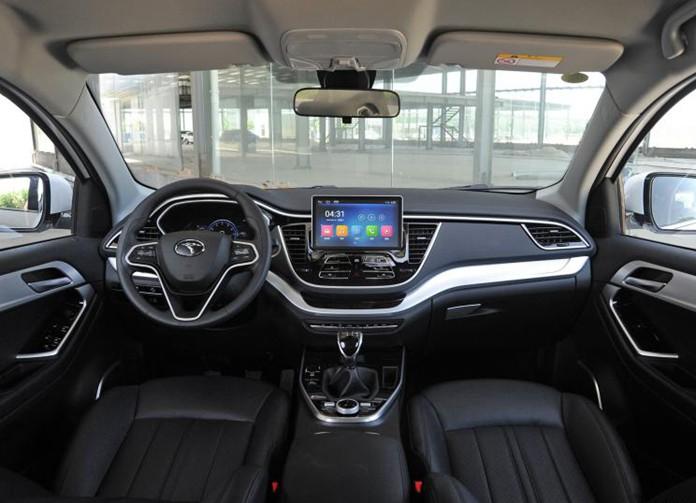 خودروی جدید چینی